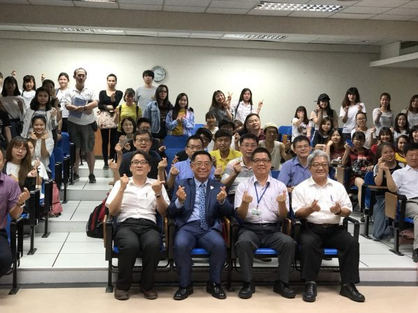 20062018 Mingxin University of Technology Lecture-Chairman Hsieh Guidance