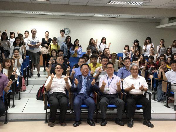 20062018 Bài giảng của Đại học Công nghệ Mingxin-Chủ nhiệm Hsieh Hướng dẫn